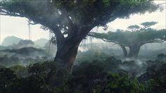 Avatar trees - http://miriadna.com/preview/avatar-trees