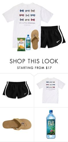 """""""Drivers Ed day 3// help meee"""" by madelyn-abigail ❤ liked on Polyvore featuring NIKE, Southern Proper and Vineyard Vines"""