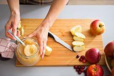 Dżem z jabłek – błyskawiczny