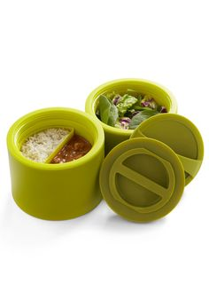 picnic tiffin box- great for smaller portions or a snack! Ah snaking made healthier and easier!!