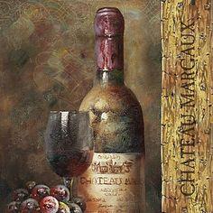 """Ling@ allungato su tela natura morta collezione di vino v da NBL in studio pronto da appendere , 24"""" x 24"""" euro 73,00"""