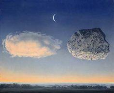 Magritte, La battaglia delle Argonne (1956). - Google Search