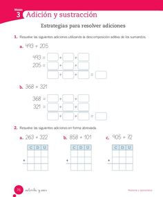Cuaderno Actividades Matemática 2º