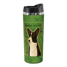TreeFree Greetings TT02035 John W Golden 188 Double Wall Stainless Steel Artful Tumbler 14Ounce Cardigan Welsh Corgi ** You can get more details by clicking on the image. (This is an affiliate link)