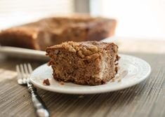 Cinnamon Streusel Coffee Cake Recipe from Ina Garten Cinnamon Streusel Coffee Cake, Sour Cream Coffee Cake, Blueberry Cake, Baking Pans, How To Make Cake, Brown Sugar, Cake Recipes, Brunch, Sweets
