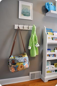 Storage and Organization in the Nursery