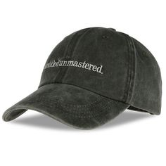 Untitled Unmastered Embroidery Dad Hat