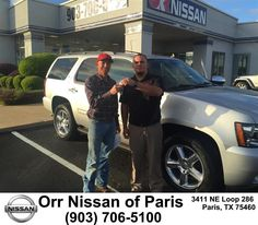 https://flic.kr/p/FDvPXx | #HappyBirthday to Isaac from Nick Jones at Orr Nissan of Paris! | deliverymaxx.com/DealerReviews.aspx?DealerCode=J476