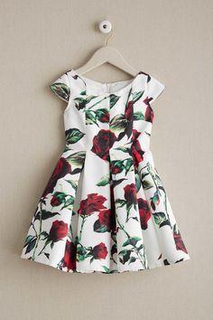Girls Twirly Rose Dress: #Chasingfireflies $72.00$18.00$10.00$55.00