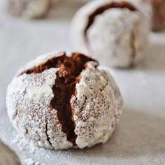 Domáce sušienky s výraznou čokoládovou chuťou