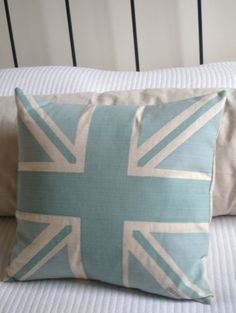 Union Jack Flag pillow 