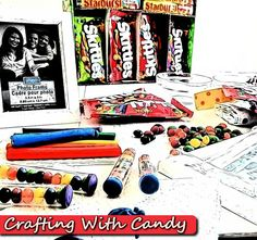 Momma Told Me: Spring Is Here- Bring Color To Craft-Time And Craf...