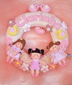 Atelier - Boutique D Caroline: Porta maternidade de bonecas da Clarinha