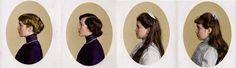 Grand Duchess Olga Romanov, Grand Duchess Tatiana Romanov, Grand Duchess Maria Romanov, and Grand Duchess Anastasia  Romanov  :Four unforgotten girls. by ~ThexSleepless on deviantART
