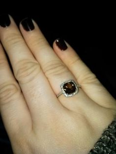 """""""It's sparkly, the band is dainty and it compliments anything you wear. I absolutely love it."""""""