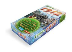 Ticket to Ride Europa 1912 Utvidelse Ticket to Ride Expansion
