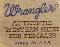 from a 1980s shirt - Courtesy of pinky-a-gogo
