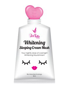 The iWhite Korea Whitening Sleeping Cream Mask enriches your skin during sleep with active lightening and rejuvenating ingredients for a deep overnight skin nourishing experience. To deliver best skin brightening results, this product is infused with:Niacinamide (Vitamin B3): Brightens skin tone while reviving skin's healthy texture. Bamboo Sap extract: Provides intensive hydration to deep layers of #FacePeelMask Scalp Psoriasis Treatment, Psoriasis Cure, Skin Treatments, Love Your Skin, Good Skin, Iwhite Korea, Tumeric For Acne, Skin Care Masks