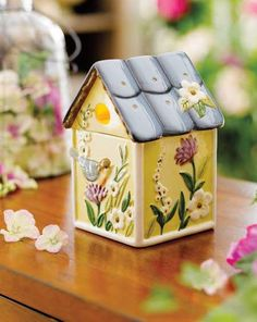 Celebrating Home fragrance warmer  Susan Winget art