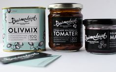 Gourmanderiet - The Small Market Hall on Packaging of the World - Creative Package Design Gallery