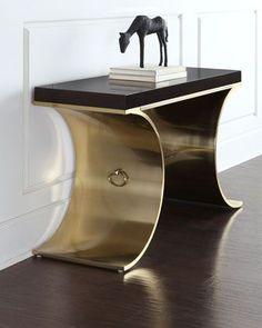 Seville Console by Bernhardt at Neiman Marcus.