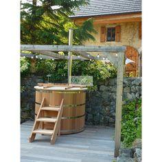 acheter bain japonais ofuro maison de bain pinterest. Black Bedroom Furniture Sets. Home Design Ideas