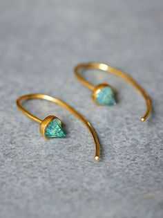 Ivy Threader Earrings by Free People