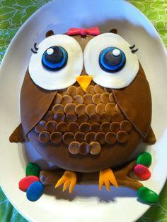 The Owl Cake