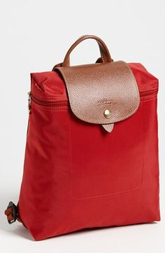 Longchamp Le Pliage Backpack Small Nordstrom Bags