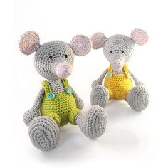 This is one of the projects from the book Zoomigurumi 2, Paperback by Joke Vermeiren $16.95