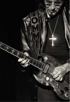 Tony Iommi  http://www.pinterest.com/ehrstudio/musicians-united/