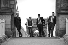 The boys are back in town. Nottingham town!  Detail Wedding Photography Ltd