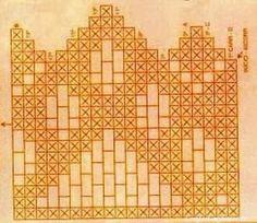 схема каймы 1