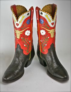 Custom Cowboy Boots & Shoes Discussion Board: Michael Wayne Brooks