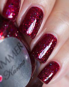 Shimmer Nail Polish  Karina by ShimmerPolish on Etsy, $12.00