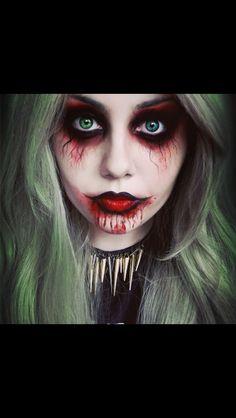 Halloween make up!