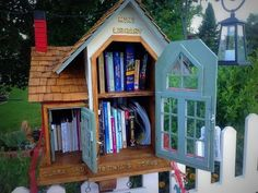 Hermosa Beach's First Free Children's Little Library by Lauzon Family — Kickstarter