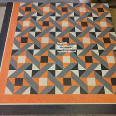 RD107 framed with 50mm, 10mm and 70mm lacing. Contact us on enquiries@de-bruyn.co.uk for more information. #design #debruyns #victoriantiles #mintontiles #flooring #squares #strips #triangles #interiorstyle #interiordesign #tiles #tilecutting #flooringtiles #victorian #bespoke #ihavethisthingwithfloors #border #hallway #bedroom #kitchen #cloakroom #livingroom #conservatory #marmoleum #linoleum