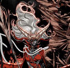 The Faustian Queen n Angela: Queen of Hel #6
