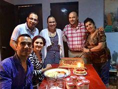 Celebrando entre amigos!!! Octubre 2016!!!