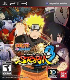 http://vgamesplus.blogspot.com/2013/03/naruto-shippuden-ultimate-ninja-storm-3.html  #games #naruto #narutoshippuden