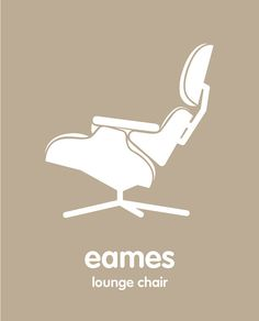 This print of the mid century modern Eames Lounge chair will look great in babys room, as a nursery art print, a playroom print or any kids room print. Size: 8x10 with small white border for easy - Sold unmatted & unframed. - Custom colors and sizes are available Shipped in a clear sleeve and a sturdy mailer. ____________________________________________________________________ Thanks for stopping by! Please check out more great items in our shop http://www.etsy.com/shop/wallerb...