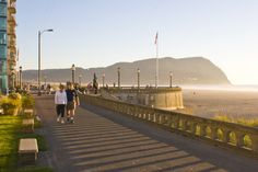 Top 22 Things to Do in Seaside Oregon Seaside Resort, Seaside Towns, Train Vacations, Hermosa Beach, Great Lakes, Pacific Northwest, North West, West Coast, Alaska