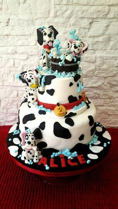 La carica dei 101 cake by naty's cake