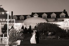 Inn at Longshore Wed