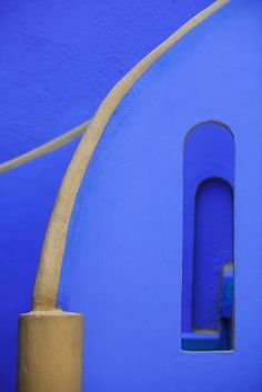 Lapis Lazuli: The color of Morocco.