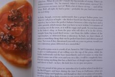 """""""In Italy, we don`t think of pizza as something cheap that can be packed into boxes and driven around town."""" Draft from Giorgio Locatelli""""s amazing book Food and Stories Crisp, Pizza, Italy, Vegetables, Boxes, Amazing, Food, Veggies, Essen"""