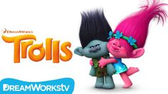 DreamWork's Trolls kicks off a new video series, TROLL 2 TROLL, where Poppy and Branch debate the big questions… and invite you to discover a TROLL new point. Dreamworks Skg, Dreamworks Animation, Cyndi Lauper, Sky Cinema, Poppy And Branch, Cat Vs Dog, Troll Party, Entertainment Video, Let's Have Fun