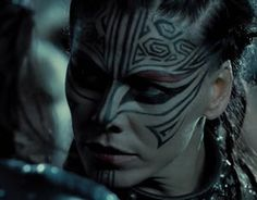 From Wiki.  Film: Doomsday  I love the makeup here.