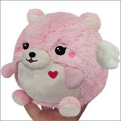 Mini Squishable Sweet Little Bear! #squishble #plush #valentinesday #valentines #bear